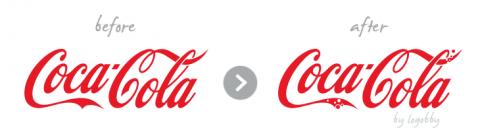 logo Cocac Cola